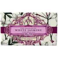 Aromas Artesanales de Antigua - White Jasmine Triple Milled Soap