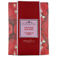 Ashleigh & Burwood - Fragranced Sachets - A Thousand Rose Petals