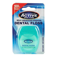 Active Oral Care - Advanced Fluoride Dental Floss
