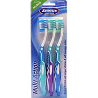 Active Oral Care - Multi-Action Toothbrushes