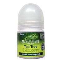 Australian Tea Tree - Tea Tree Deodorant