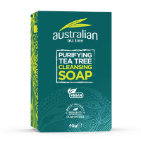 Australian Tea Tree Tea Tree Cleansing Soap