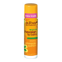 Alba Botanica - Hawaiian Lip Balm - Refreshing Pineapple Quench