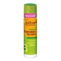 Alba Botanica - Hawaiian Lip Balm - Nourishing Coconut Cream