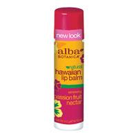 Alba Botanica - Hawaiian Lip Balm - Renewing Passion Fruit Nectar