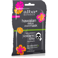 Alba Botanica - Hawaiian Detox Sheet Mask