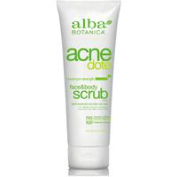 Alba Botanica - Face & Body Scrub