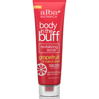 Alba Botanica Body in the Buff Revitalisng Scrub