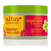 Alba Botanica - Hawaiian Body Polish - Sugar Cane