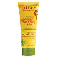 Alba Botanica Hawaiian Replenishing Cocoa Butter Hand & Body Lotion
