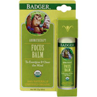 Badger - Focus Balm