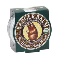 Badger Balm For Hardworking Hands