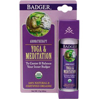 Badger - Yoga & Meditation Balm