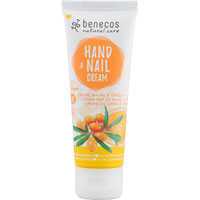 Benecos - Natural Hand and Nail Cream - Sea Buckthorn and Orange