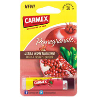 Carmex - Ultra Moisturising Lip Balm - Pomegranate Twist