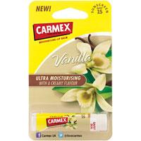 Carmex - Ultra Moisturising Lip Balm - Vanilla Twist