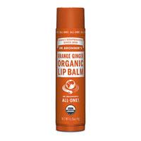 Dr. Bronner's - Organic Lip Balm - Orange Ginger
