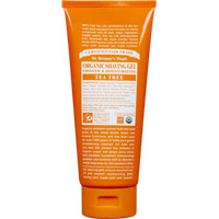 Dr. Bronner's - Organic Shaving Gel - Tea Tree