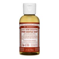 Dr. Bronner's - 18-in-1 Hemp Eucalyptus Pure Castile Soap
