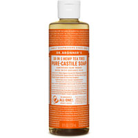 Dr. Bronner's - 18-in-1 Hemp Tea Tree Pure Castile Soap