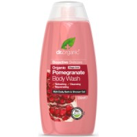 Dr.Organic - Pomegranate Body Wash