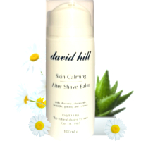 David Hill for Men - Skin Calming After Shave Balm
