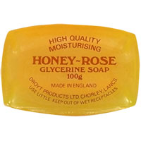 Droyt - Honey Rose Glycerine Soap