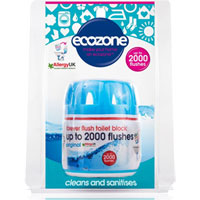 Ecozone - Forever Flush Toilet Block