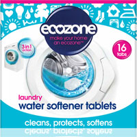 Ecozone - Laundry Water Softener Tablets