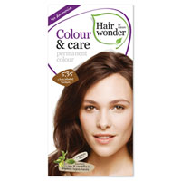 Hairwonder - Colour & Care - Chocolate Brown 5.35