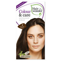 Hairwonder - Colour & Care - Medium Brown 4