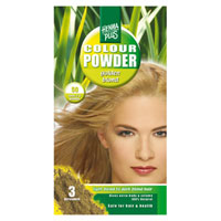 HennaPlus - Colour Powder - Golden Blond 50