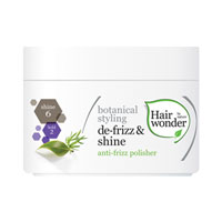 Hairwonder - Botanical Styling De-Frizz & Shine