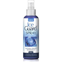 Ice Guard - Natural Crystal Deodorant Spray
