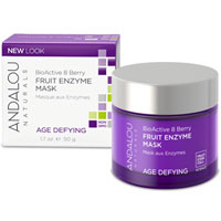 Andalou Naturals - BioActive Berry Fruit Enzyme Mask