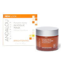 Andalou Naturals - Brightening Pumpkin Honey Glycolic Mask