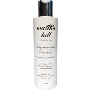 Martha Hill - Deep Moisturising Conditioner