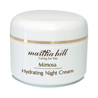 Martha Hill Mimosa Hydrating Night Cream
