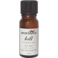 Martha Hill - Tea Tree Pure Essential Oil