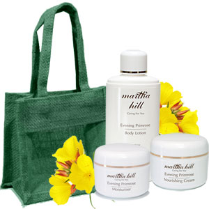Evening Primrose Face & Body Care Trio