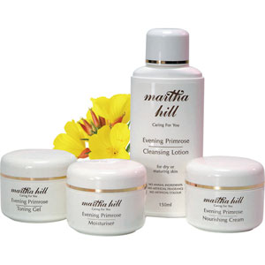 Evening Primrose Skin Care Set