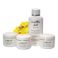 Martha Hill Evening Primrose Skin Care Set