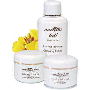 Evening Primrose Skin Care Trio