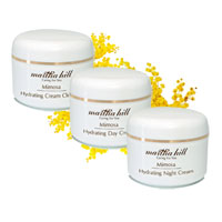 Martha Hill Mimosa Hydrating Skin Care Set
