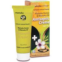 ManukaVantage - Manuka Honey & Manuka Oil Antiseptic Creme