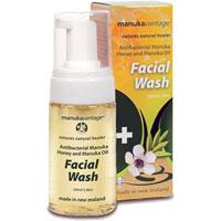 ManukaVantage - Manuka Honey & Manuka Oil Facial Wash