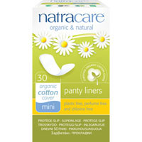 Natracare - Panty Liners - Mini
