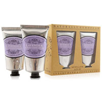 Naturally European - Lavender Luxury Hand & Foot Cream Gift Pack