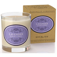Naturally European - Lavender Candle