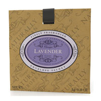 Naturally European - Lavender Fragranced Sachet